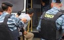 Người Việt trong số lao động trái phép bị bắt ở Moscow