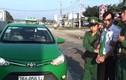 Tài xế taxi Mai Linh vận chuyển ma túy bị bắt tại trận