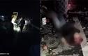 Hòa Bình: Tông vào xe lu, 2 người chết tại chỗ