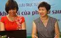 Giao lưu trực tuyến: Bệnh lý khó nói của phụ nữ sau sinh