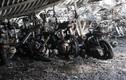 Thủ phạm gây cháy rụi 300 xe máy, ô tô bị xử thế nào?
