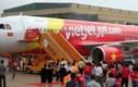 Hành khách kêu gào, gây rối trên máy bay Vietjet Air