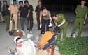 Ảnh hàng trăm cảnh sát vây bắt nhóm giang hồ cộm cán Bình Dương