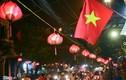Ngắm Hà Nội rực rỡ đèn hoa kỷ niệm 60 năm ngày giải phóng