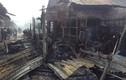 Chợ Ba Đồn, Quảng Bình cháy kinh hoàng, thiêu rụi 22 gian hàng
