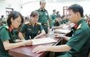 Từ ngày 5/3, các trường quân đội tổ chức sơ tuyển