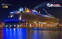 Ngắm du thuyền tỷ USD chứa 19 nhà hàng, có robot phục vụ