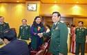 Hình ảnh Bộ trưởng Phùng Quang Thanh dự chương trình Khát vọng đoàn tụ