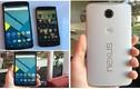 """Nexus 6 đọ dáng siêu """"khủng"""" với dòng tiền nhiệm"""