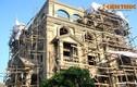 Lâu đài khủng của đại gia Điện Biên giữa Hà Nội