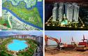 Điểm các siêu dự án mới của tỷ phú Phạm Nhật Vượng