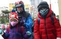 Rét kỷ lục tại miền Bắc: Nhiệt độ đang tăng dần