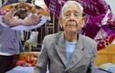 Ảnh: Cụ ông 104 tuổi ở Bắc Ninh có bàn chân kỳ lạ