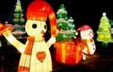 Mãn nhãn ngắm loạt đèn lồng khổng lồ lung linh ở Hà Nội