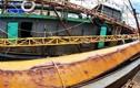 Không chỉ Bình Định, hàng loạt tàu vỏ thép tiền tỷ các tỉnh nằm bờ