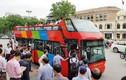 Lo ngại gì khi chạy xe buýt 2 tầng ở Hà Nội?