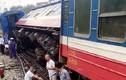 Truy nguyên nhân sự cố hy hữu tàu hỏa 2 lần trật bánh ở HN