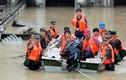 Trung Quốc dùng nhiều ứng dụng công nghệ tối tân chống lũ lụt