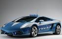 Top siêu xe cảnh sát nhanh nhất thế giới