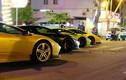 Điểm lại những lần dân chơi Việt đọ đẳng cấp bằng siêu xe