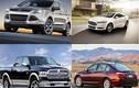 Những mẫu xe hơi bán chạy nhất đầu năm 2014