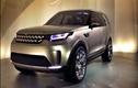 Cận cảnh xe Land Rover có khả năng tàng hình