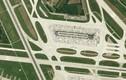 Tò mò vẻ đẹp các sân bay từ trên cao (1)