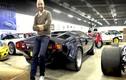 Những bộ sưu tập xe đại gia khủng khiếp nhất thế giới