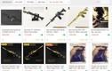 Không chỉ Lazada, trên Shopee cũng bán thiết bị lắp ráp súng