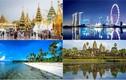 Những đất nước mà người Việt du lịch không lo visa