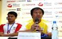 HLV Việt Nam dẫn dắt U19 Lào tại giải U19 ĐNA 2015