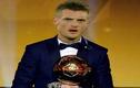 Ảnh chế bóng đá: Jamie Vardy nhận quả bóng vàng thế giới