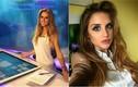 Nữ MC trẻ đẹp hút hồn hậu vệ ngôi sao của Juventus