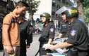 Cấm CSCĐ đứng chốt xử phạt giao thông