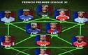 Đội hình cầu thủ Pháp thống trị giải Ngoại hạng Anh
