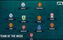 Đội hình tiêu biểu vòng 2 Ngoại hạng Anh: Lần đầu cho Pogba
