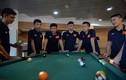 Ảnh đời thường của tuyển thủ Futsal Việt Nam tại nước ngoài