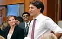 Người nổi tiếng cũng thất thần trước vẻ soái ca của Thủ tướng Canada