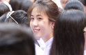 Nữ sinh Sài thành tuyệt xinh trong ngày chia tay tuổi học trò