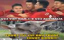 """Ảnh chế bóng đá: """"Chuột đồng"""" Việt Nam hạ chuột túi Australia"""