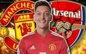 Chuyển nhượng bóng đá mới nhất: Sau Sanchez, M.U tính cuỗm luôn Ozil