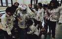Phát sợ với bộ ảnh kỷ yếu zombie của nhóm nữ sinh Quảng Ninh