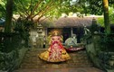 Địa điểm chụp ảnh đẹp ảo diệu như phim cổ trang ngay ở Hà Nội