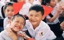 """Lễ khai giảng ý nghĩa của một ngôi trường """"đặc biệt"""" tại Hà Nội"""