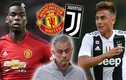 """Chuyển nhượng bóng đá mới nhất: MU và Juventus trao đổi """"khó tin"""""""