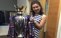 Dân mạng tiếc thương cựu á hậu Thái Lan tử nạn tại CLB Leicester City