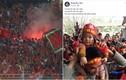 Tuyển thủ ĐT Việt Nam kêu gọi CĐV dừng đốt pháo sáng tại AFF Cup 2018