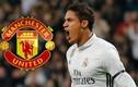 Chuyển nhượng bóng đá mới nhất: MU đón sao Real về vá hàng thủ