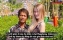 Video: Trai xấu Indonesia cưới vợ Anh xinh như mộng gây bão