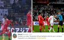 """Phẫn nộ với quả 11m """"trời ban"""" trong trận mở màn Asian Cup 2019"""